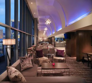 Premier Club Lounge Carlton Hotel Singapore