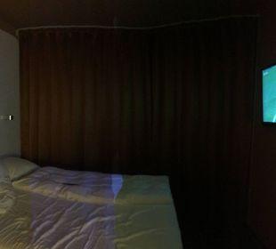 Wenn nachts das Bett zum Cocoon wird a-ja Warnemünde. Das Resort.