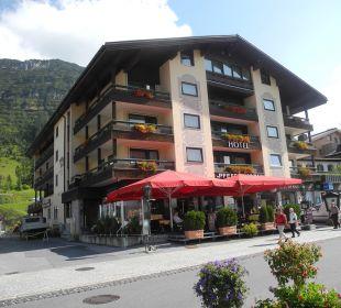 Hotel mit Aussenanlage Pfefferkorn's Hotel
