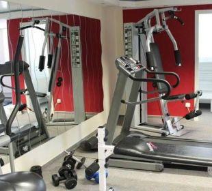 Fitnessraum Moselromantik Hotel Thul