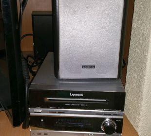 DVD Player Premium Bungalow Center Parcs Het Heijderbos