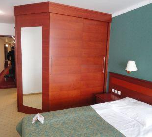 Schrank und Safe Hotel Golf