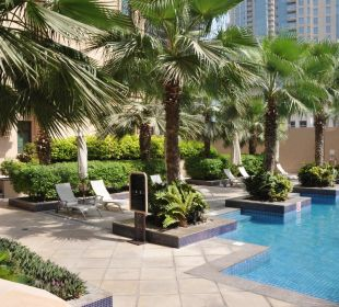 Kleiner Pool  Vida Hotel Downtown Dubai