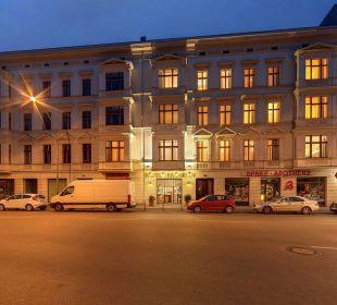 Außenansicht Hotel Tiergarten Berlin
