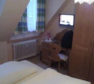 Zimmer  Hotel Monaco