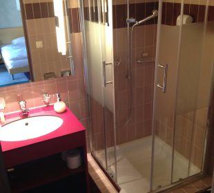 Dusche / WC Best Western HOTELBERN