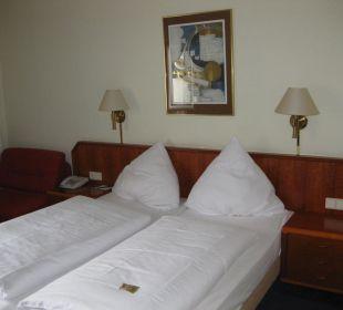 Doppelbett Achat Premium Hotel Neustadt/Weinstraße