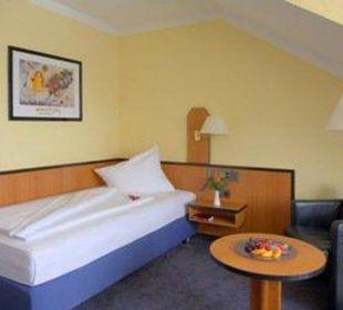 Einzelzimmer Standard Hotel Markkleeberger Hof