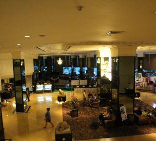 Lobby Hotel Holiday Inn Chiangmai