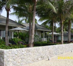 Unser Zimmer/Haus Hotel Rest Detail Hua Hin
