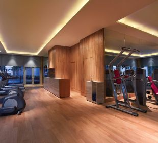 Gym Carlton Hotel Singapore