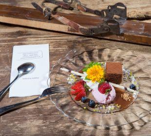 Beispiel für ein Dessert AlpineResort Zell am See