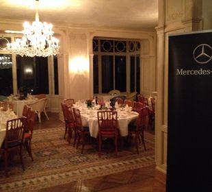 Restaurant für Mercedes Event Hotel Saratz