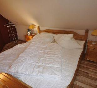 Schlafzimmer Ferienhof Meislahn
