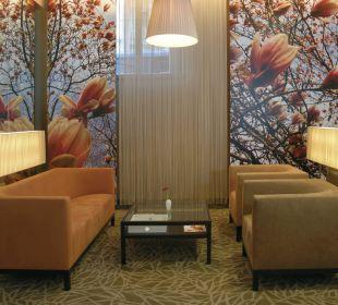 Business Lounge Austria Trend Hotel Savoyen Vienna