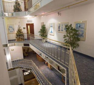 Atrium / Lichthof Inselhotel König