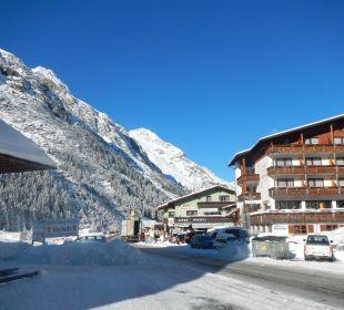 Straße Sportiv-Hotel Mittagskogel