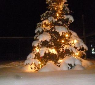 Es weihnachtet sehr viel Schnee und sehr kalt Der Öschberghof