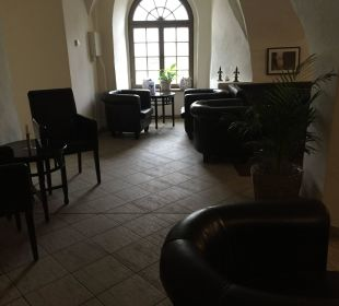 Gemütliche Bar Hotel Wyndham Garden Quedlinburg Stadtschloss
