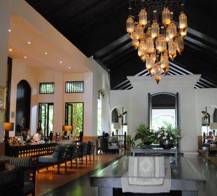 Lobby Anantara Bophut Resort & Spa