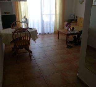 Wohn-Ess-Bereich Suitehotel Monte Marina Playa