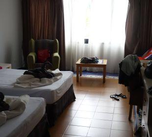 Betten vom Flur aus Memories Miramar Habana