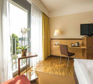 Executive Doppelzimmer Hotel centrovital