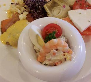Wunderbares Buffet ClubHotel Riu Vistamar