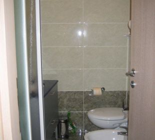 Badezimmer Hotel Cristallo Lignano