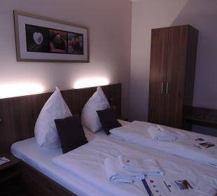 Zimmer Best Western Hotel City Ost