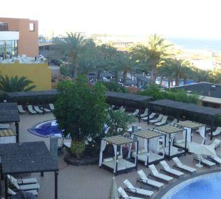 Vom Balkon Hotel Barceló Jandia Club Premium