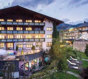 Sommerdämmerung genießen... Vital Hotel Zum Ritter