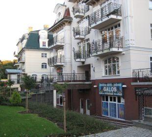 Außenansicht Baltic Home Apartments