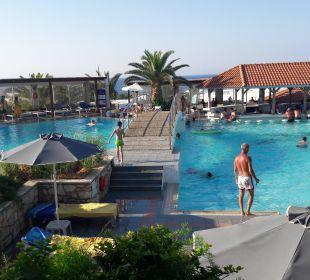 Oberer Pool AKS Annabelle Beach Resort