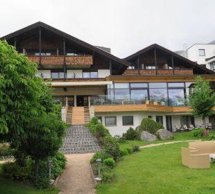 Hinter dem Haus - Garten Beauty & Wellness Resort Hotel Garberhof
