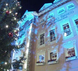 Il 31 gennaio dal centro storico di Ortisei Cavallino Bianco Family Spa Grand Hotel