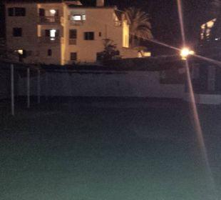 Leerer Platz für was? Hotel Ola Club Cecilia