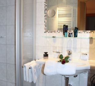 Dusche Appartement Riffler Haus Buchhammer