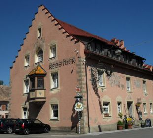 Ansicht Hotel Landgasthof Rebstock