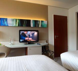 Alles schön steril Hotel Courtyard by Marriott München City Center