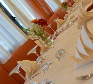 The Restaurant Hotel Cristallo Lignano