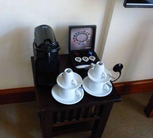 Nespressomaschine Lindner Park-Hotel Hagenbeck