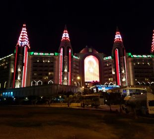 Außenansicht Hotel Delphin Imperial