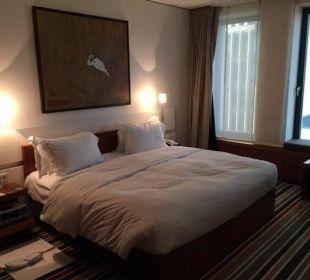 Bett Zimmer 916 Hotel Sofitel Berlin Kurfürstendamm