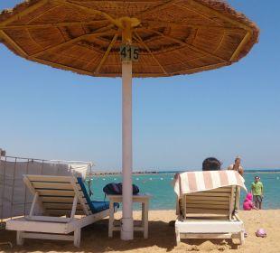 Platz beim Strand Dana Beach Resort