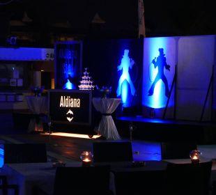 Gala-Abend Club Aldiana Side