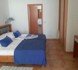 Schlafzimmer Suitehotel Monte Marina Playa