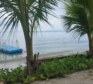 Strand bei Regen Hotel Mai Samui Beach Resort & Spa