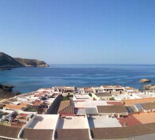 Panoramablick vom Hotel Hotel & Spa S'Entrador Playa
