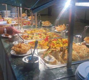Blick auf's Buffet Side Sun Bella Resort & Spa